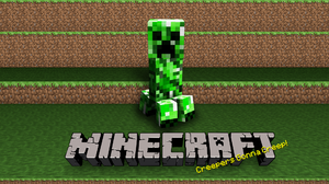 Creeper Minecraft Minecraft Mojang 1920x1080 Wallpaper