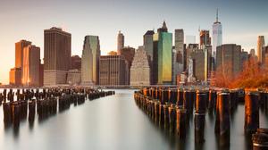 Manhattan New York 3840x2160 Wallpaper