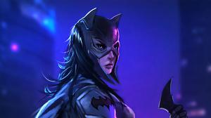 Batwoman Dc Comics 3600x2025 wallpaper