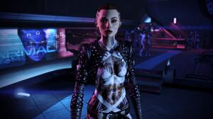 Jack Mass Effect Mass Effect Mass Effect 3 1920x1080 Wallpaper