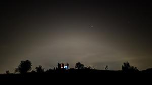 Stars Night Landscape Lights 2024x1139 Wallpaper