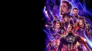 Ant Man Avengers Endgame Black Widow Brie Larson Bruce Banner Captain America Captain Marvel Carol D 1920x1080 Wallpaper
