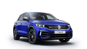 Blue Car Car Suv Vehicle Volkswagen Volkswagen T Roc 4096x2731 Wallpaper