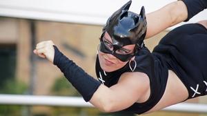 Batgirl 4912x2763 wallpaper