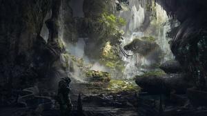 Video Game Anthem 2560x1343 Wallpaper