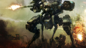 Sci Fi Robot 1920x1200 wallpaper