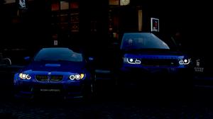 BMW 3 Series E92 BMW 3 Series BMW M3 GTRS3 Vehicle Range Rover Forza Horizon 4 Car Land Rover Land R 1920x1080 wallpaper