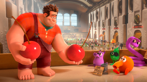 Wreck It Ralph Ralph Wreck It Ralph Q Bert Wreck It Ralph 5280x2970 Wallpaper