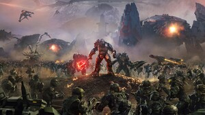 Video Game Halo Wars 2 1920x1080 Wallpaper