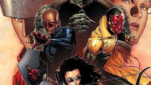 Vision Marvel Comics 1440x1080 Wallpaper