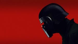 Star Wars Kylo Ren Red Background Star Wars Villains Helmet 2662x1563 Wallpaper
