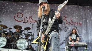 Children Of Bodom Death Metal Heavy Metal Metal Music Thrash Metal 1920x1080 Wallpaper