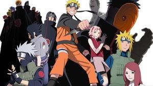 Deidara Naruto Hidan Naruto Itachi Uchiha Kakashi Hatake Kakuzu Naruto Kisame Hoshigaki Konan Naruto 3840x2160 Wallpaper