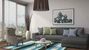 Furniture Living Room Room Sofa 6000x4500 Wallpaper
