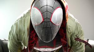 Marvel Comics Miles Morales Spider Man 3840x3072 Wallpaper