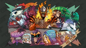 Crystal Maiden Dota 2 Dota 2 Dragon Knight Dota 2 Faceless Void Dota 2 Juggernaut Dota 2 Mirana Dota 2560x1440 Wallpaper