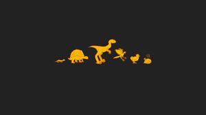 Dinosaur Science 1440x900 Wallpaper