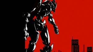Mecha Monstercat Robot 1920x1080 Wallpaper