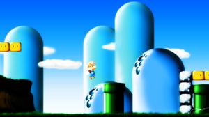 Video Game Mario 4042x2254 Wallpaper