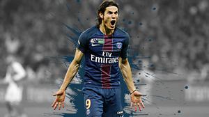 Edinson Cavani Paris Saint Germain F C Soccer 3840x2400 Wallpaper