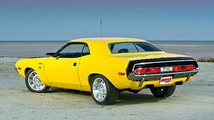 Dodge Challenger Hot Rod Mopar Muscle Car 2040x1360 Wallpaper