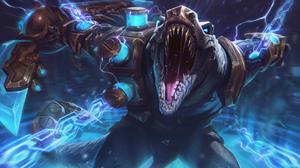 League Of Legends Renekton League Of Legends 3840x2266 Wallpaper