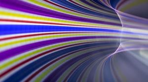Artistic Colors Tunnel 2048x1365 Wallpaper