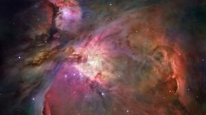 Space Hubble Nebula 5120x3200 Wallpaper