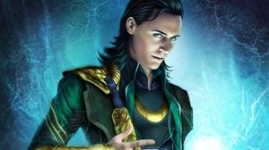 Loki Laevatein Marvel Comics 3240x2448 Wallpaper