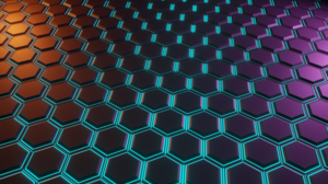 Hexagon Pattern 4800x2700 Wallpaper