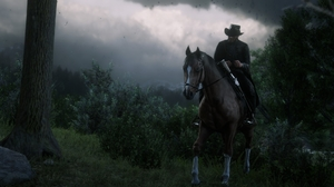 Red Dead Redemption 2 Horse Arthur Morgan Rockstar Games 1920x1080 Wallpaper