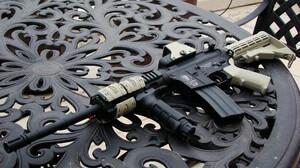 Weapons Assault Rifle 1920x1080 Wallpaper
