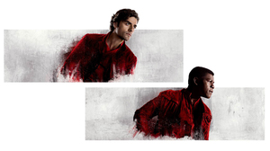 Finn Star Wars John Boyega Oscar Isaac Poe Dameron Star Wars Star Wars The Last Jedi 1920x1080 wallpaper