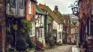 England Sussex Village 2048x1365 Wallpaper