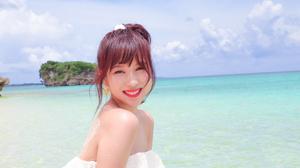 Twice K Pop Singer Women Lagune Sunlight Twice Mina Asian 1284x865 Wallpaper