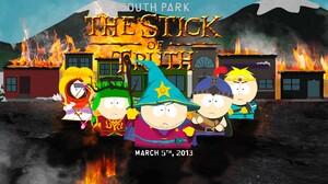 South Park The Stick Of Truth Eric Cartman Kenny McCormick Wizard Digital Art Series Video Games Kyl 1920x1080 Wallpaper