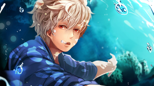 Bubble Gintoki Sakata Underwater 2923x2066 Wallpaper