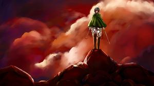 Attack On Titan Mikasa Ackerman 4724x3000 Wallpaper
