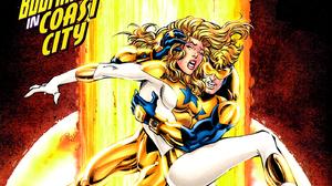 Booster Gold Dc Comics 1400x949 Wallpaper