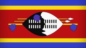 Flag Flag Of Swaziland 5000x3333 Wallpaper
