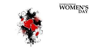Daisy Flower Heart Minimalist Statement Women 039 S Day 1920x1080 Wallpaper