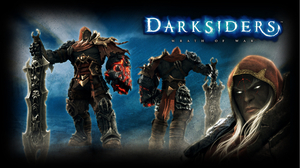 Video Game Darksiders 2560x1600 Wallpaper