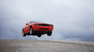Car Vehicle Dodge Challenger SRT8 1920x1200 Wallpaper