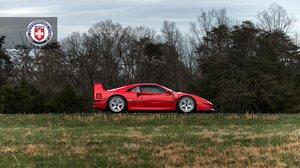 Ferrari F40 Ferrari Supercar Red Car 1600x1063 Wallpaper