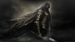 Dark Souls Ii Video Game Fantasy Armor Weapon Sword 1920x1080 Wallpaper