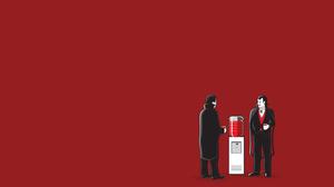 Office Dracula Humor 1440x900 Wallpaper