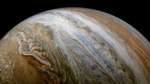 Space Planet Jupiter 3688x1579 Wallpaper