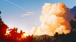 Artistic Cloud 1920x1080 Wallpaper