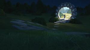 Thomas Stoop Digital Art Fantasy Art Landscape Portal Runes Field 1920x818 Wallpaper