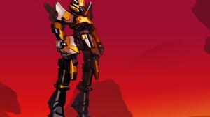 Robot 3000x2000 wallpaper